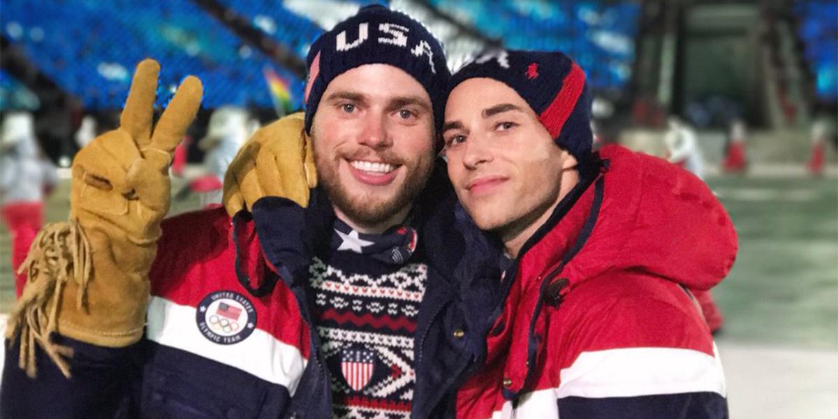 Гомосексуалисты на олимпиаде