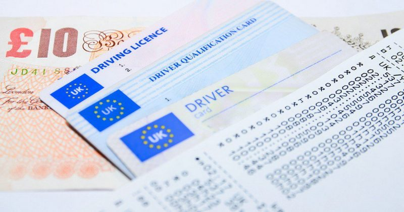 UK driving licences