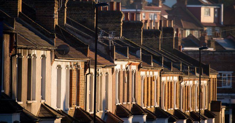 UK tenants paid record