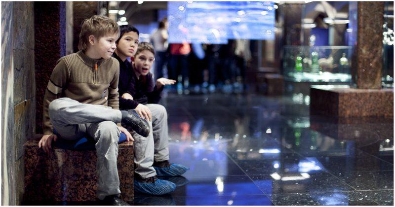 Досуг: 5 лучших kids friendly музеев Лондона