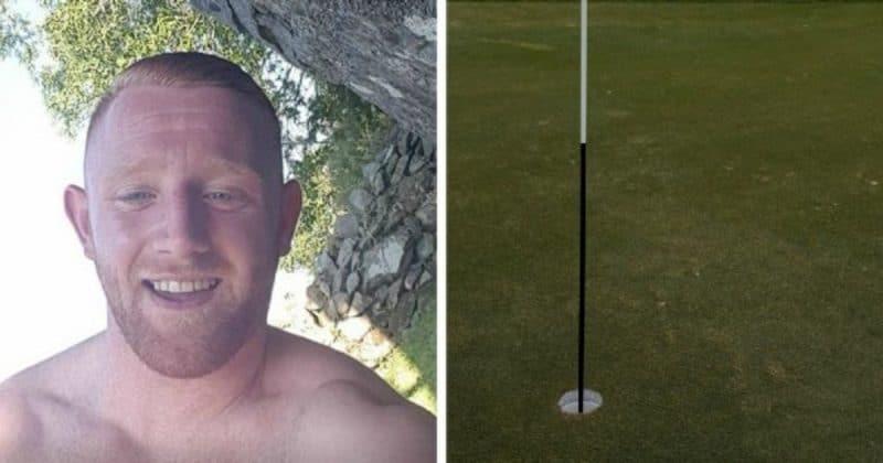 Общество: Мужчину, облегчившегося в лунку для гольфа на детской площадке, отправили в тюрьму