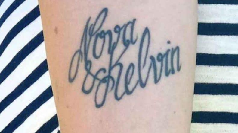 """Общество: """"И так сойдет..."""": женщине пришлось переименовать сына после грамматической ошибки татуировщика"""