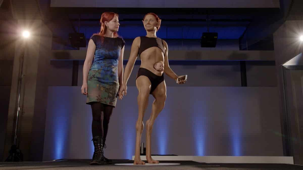 """Может ли эволюционировать человек? Ответ дает модель """"идеального"""" человека, разработанная британским ученым рис 2"""