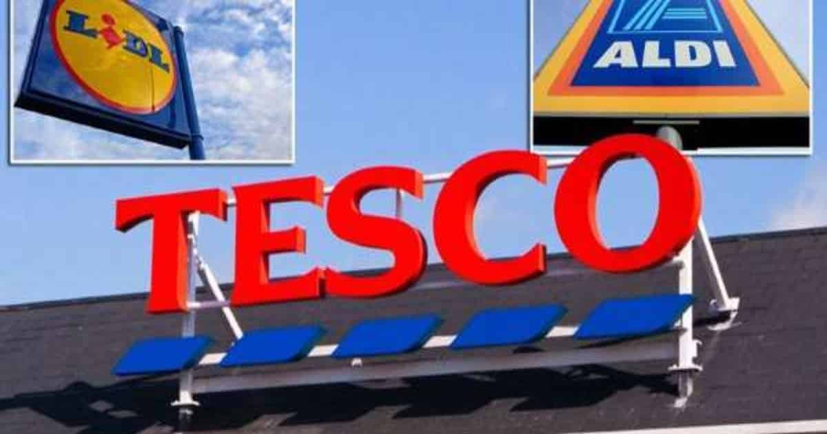 Tesco запускает сеть бюджетных супермаркетов, способных потеснить Aldi и Lidl