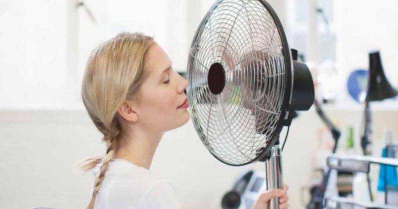 Лайфхаки и советы: Почему не стоит пользоваться вентилятором, несмотря на то, что становится еще теплее