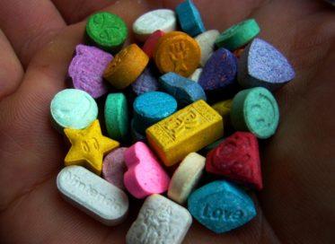 разноцветное экстази