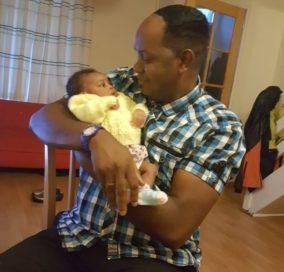 Мамбу и его дочь