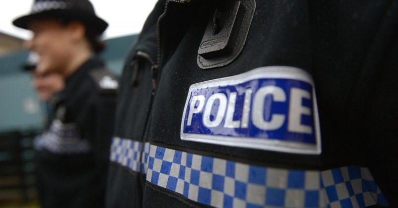 Полиция Англии