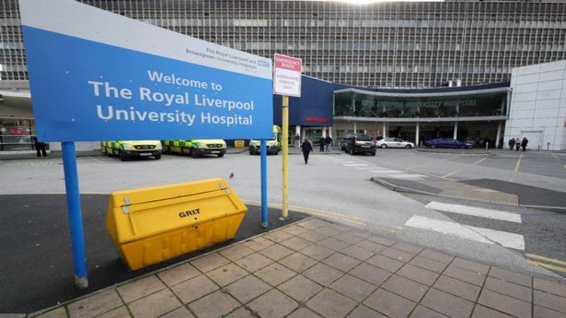 Больница Ливерпуля
