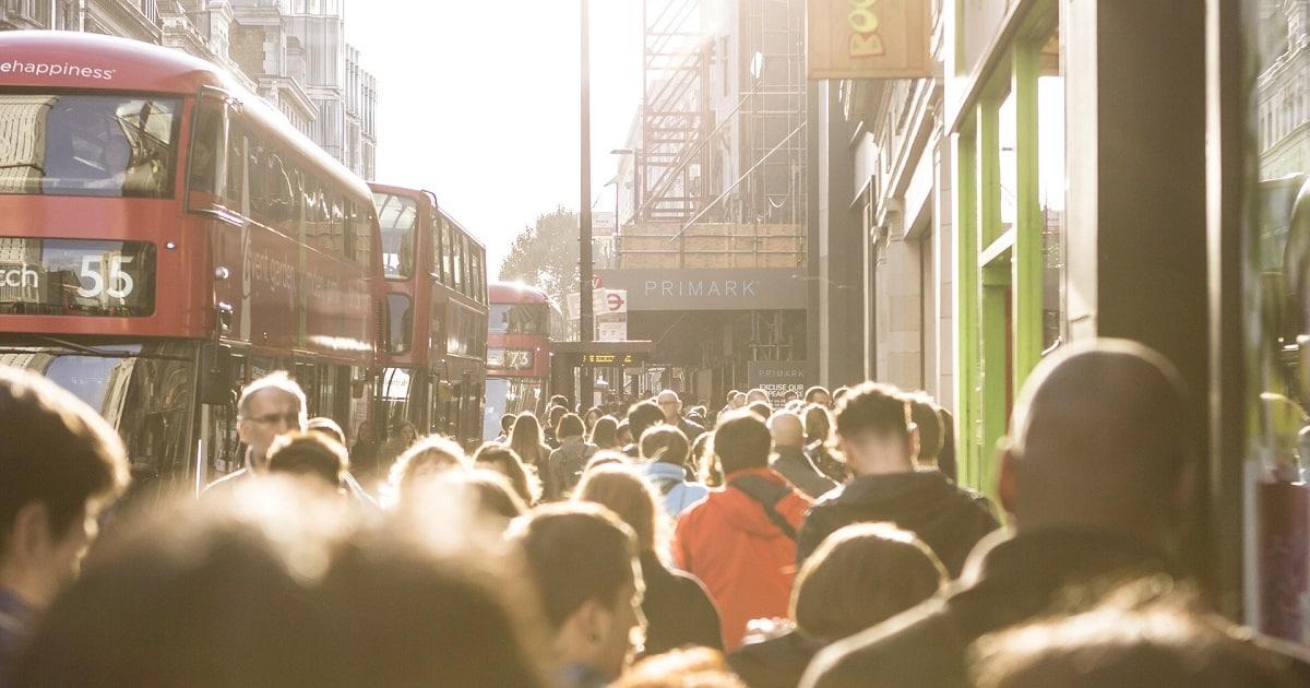 британская улица