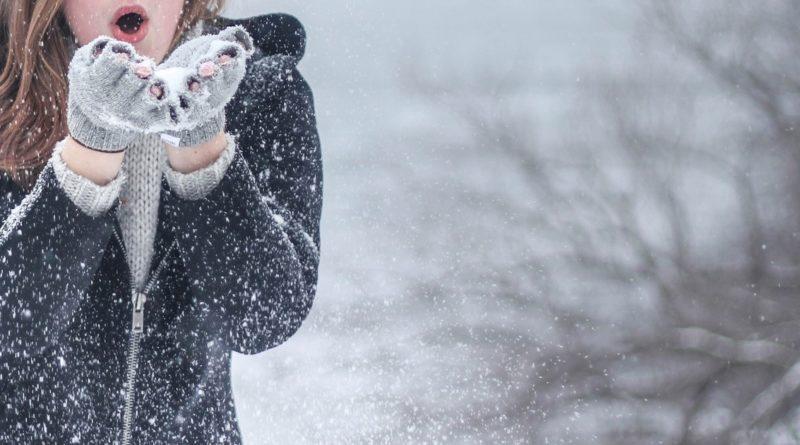 Зима в Великобритании