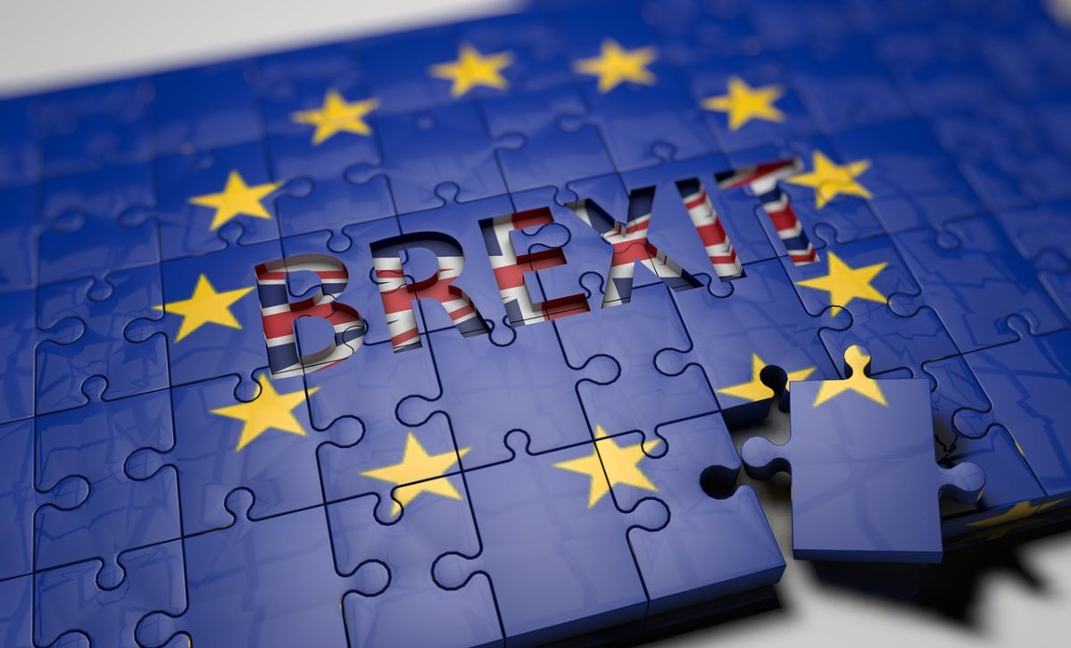 коллаж: Brexit