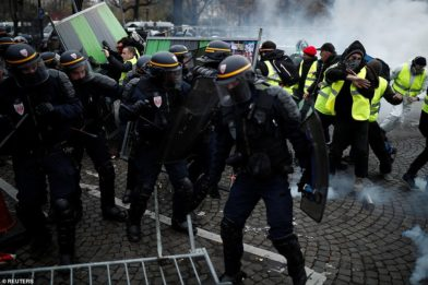 спецслужбы полиции