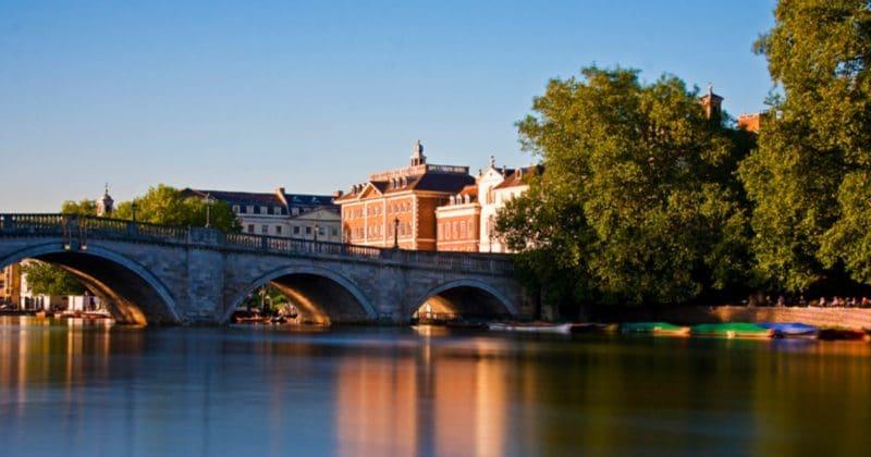 Недвижимость: Жизнь в радость: определено самое счастливое место для жизни в Лондоне