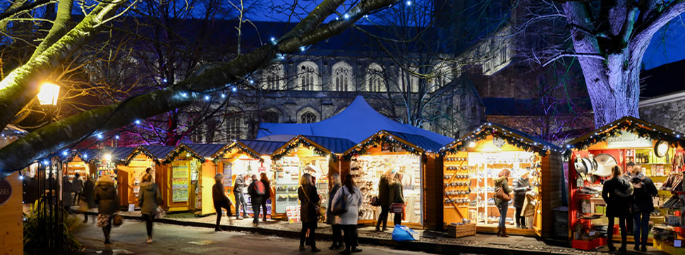 Winchester Christmas Market