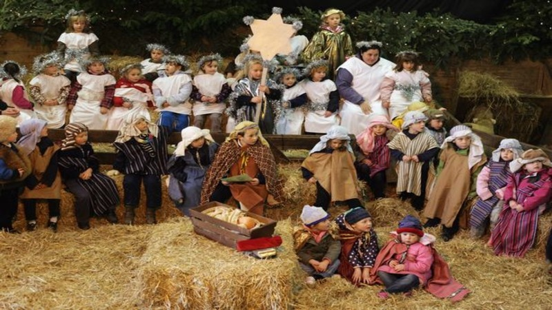 Рождественское представление