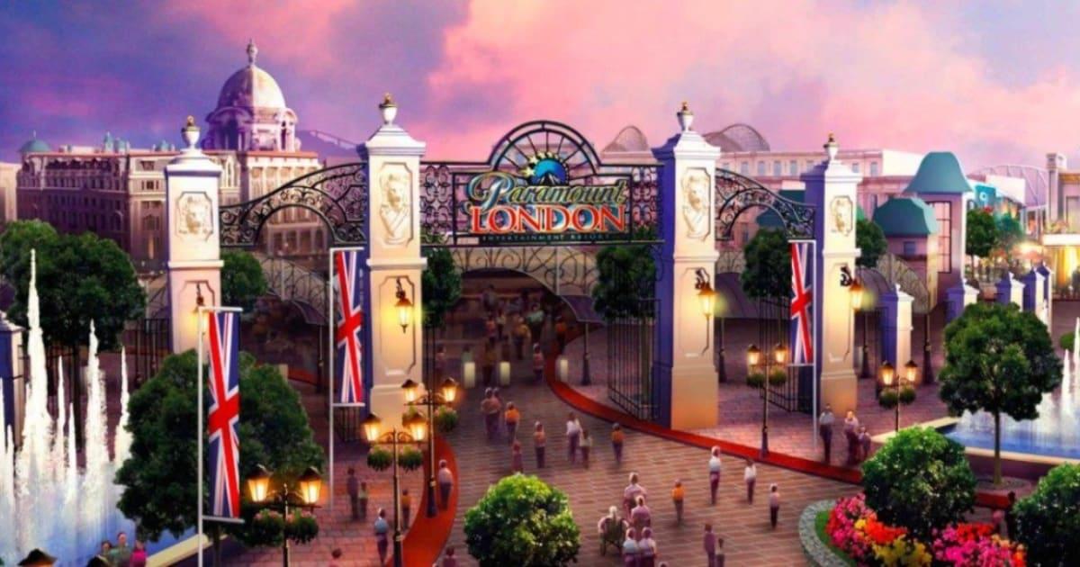 Возле Лондона появится огромный тематический парк в стиле Диснейленд