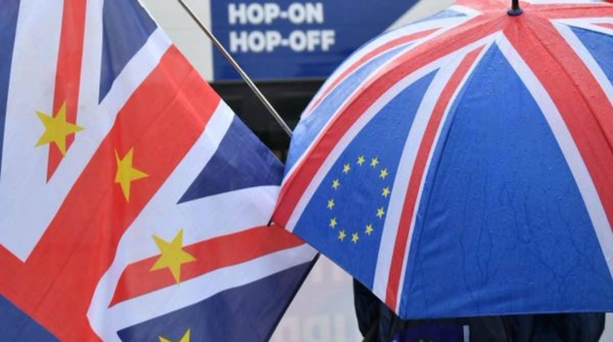 Британское правительство планирует ввести военное положение в случае Brexit без сделки