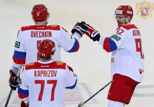 Общество: Чемпионат мира по хоккею с шайбой-2019: Россия и Британия