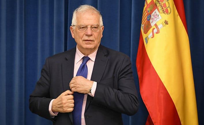 Общество: Жозеп Боррель: «Хункерас должен сыграть весомую роль, если он действительно хочет конструктивного диалога»  (El Periódico, Испания)