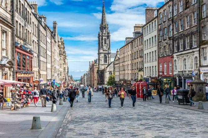 Общество: СПЕЦПРОЕКТ: Города UK. Эдинбург – «лучший город Великобритании»