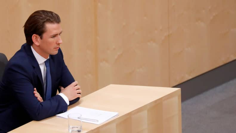 Общество: Австрийская народная партия Курца победила на выборах в Европарламент