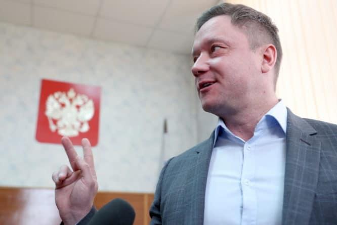 Общество: Суд в Екатеринбурге приговорил бизнесмена из «списка Титова» к условному сроку и сразу отпустил его по амнистии