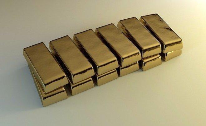 Британская газета приписала России общемировые объемы закупок золота