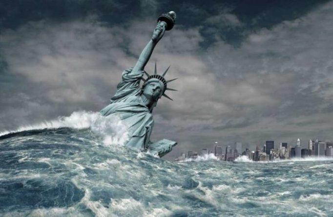 Общество: Лондон и Нью-Йорк могут уйти под воду — ученые