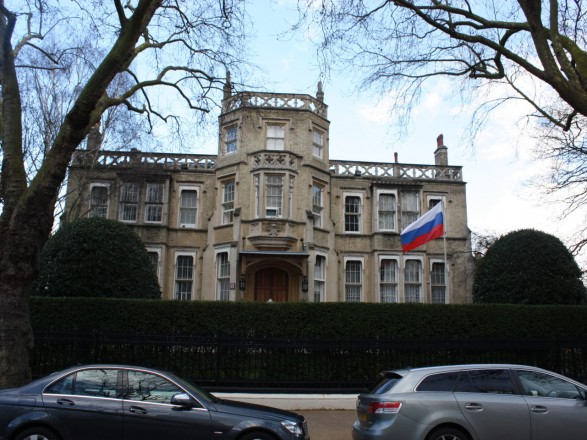 В мире: Посольство РФ: слова главы британского МИД связанные с подготовкой Лондоном возможной кибератаки