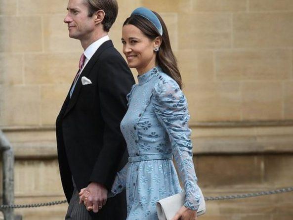 Общество: «Эффект Ализе»: Дешевое платье пассии брата Кейт Миддлтон стало трендом у модниц (ФОТО)