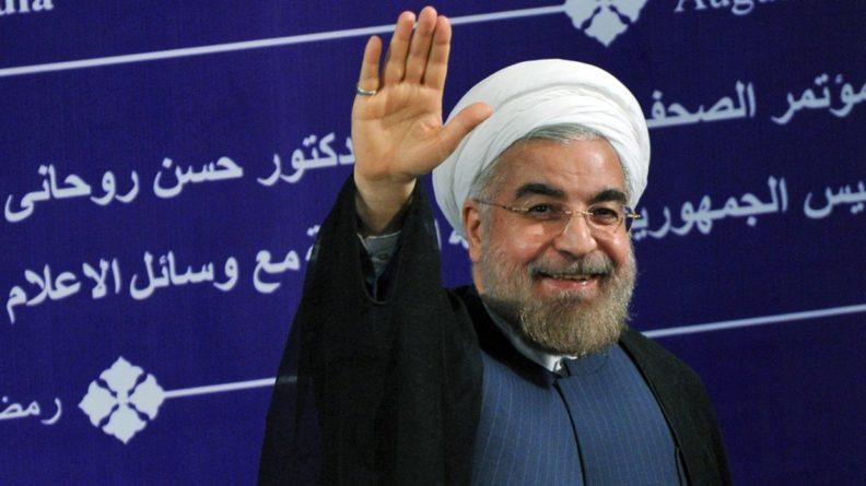 Политика: Президент Ирана объяснил, зачем США вышли из ядерной сделки