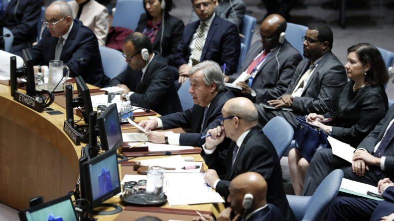 Общество: Идлиб может стать центральной темой заседания СБ ООН по гуманитарной ситуации в Сирии