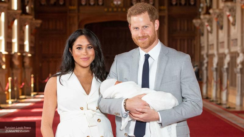 Британский телеведущий обвинил принца Гарри и Меган Маркл в бесстыдном самопиаре