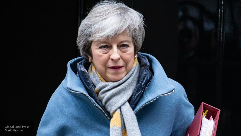Газета Times назвала вероятную дату отставки премьера Британии Мэй