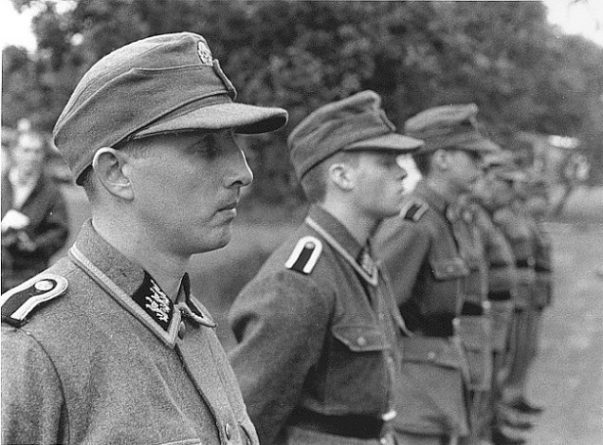 Общество: Британцы и американцы в СС: как они воевали на Второй мировой | Русская семерка