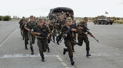 Кадр из фильма «Батальон»