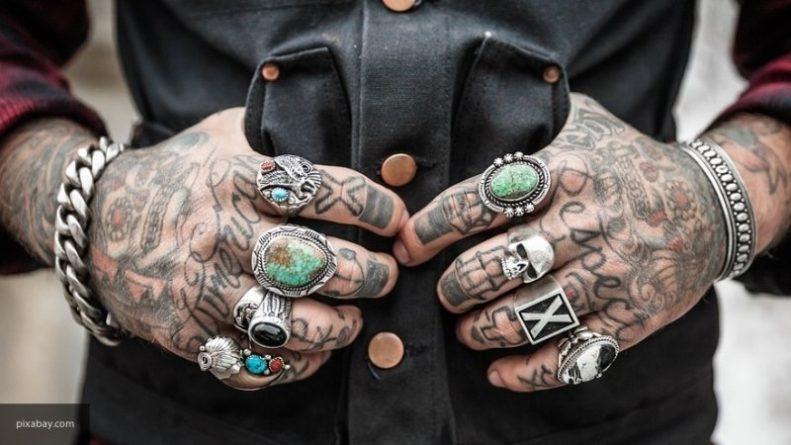 Общество: Британские ученые связали проблемы со здоровьем с татуировками