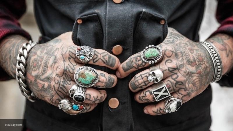 Британские ученые связали проблемы со здоровьем с татуировками