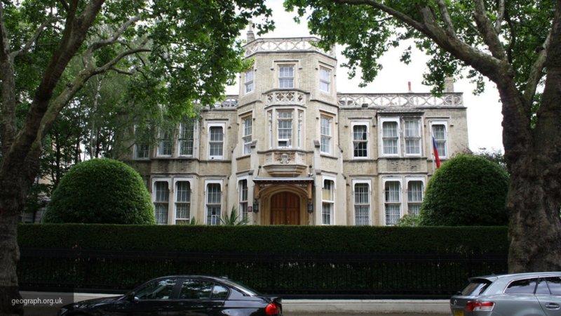 Посольство РФ в Великобритании предупредило о всплеске уличного насилия