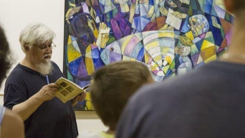 Общество: Картина вятского мастера выставляется в Королевской академии художеств в Лондоне