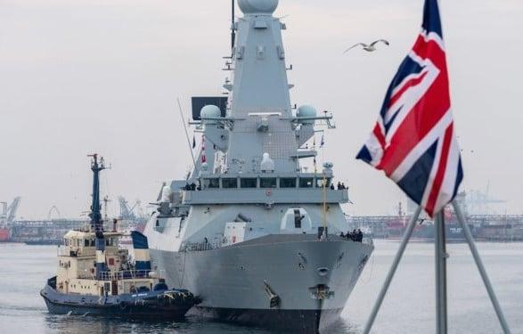 Общество: Великобритания усиливает военное присутствие в Персидском заливе  13 июля 2019, 02:19