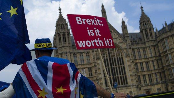Общество: Выход Великобритании из ЕС - Brexit: В Великобритании назвали окончательную дату выхода из Евросоюза