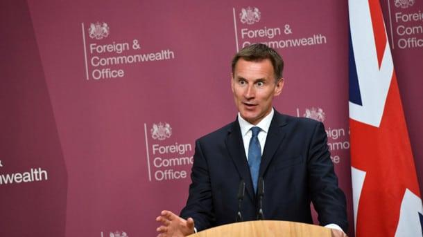 Без рубрики: Великобритания пообещала  помочь освободить иранский танкер