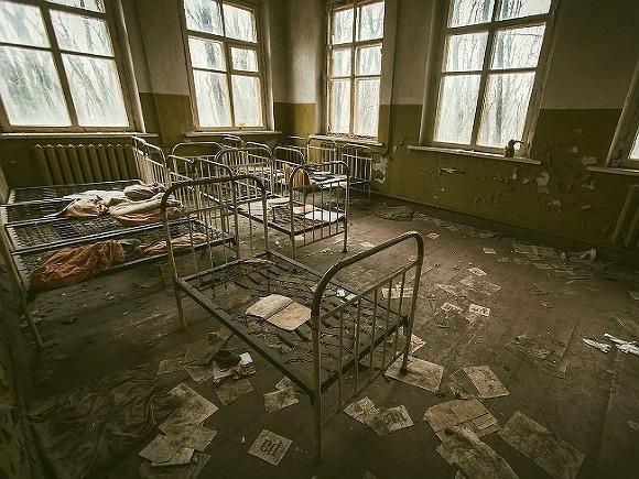 Общество: В Чернобыльской зоне задержали «сталкеров» из России и Британии