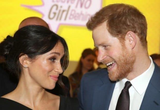 Знаменитости: Меган Маркл и принц Гарри планируют усыновить ребенка из Африки