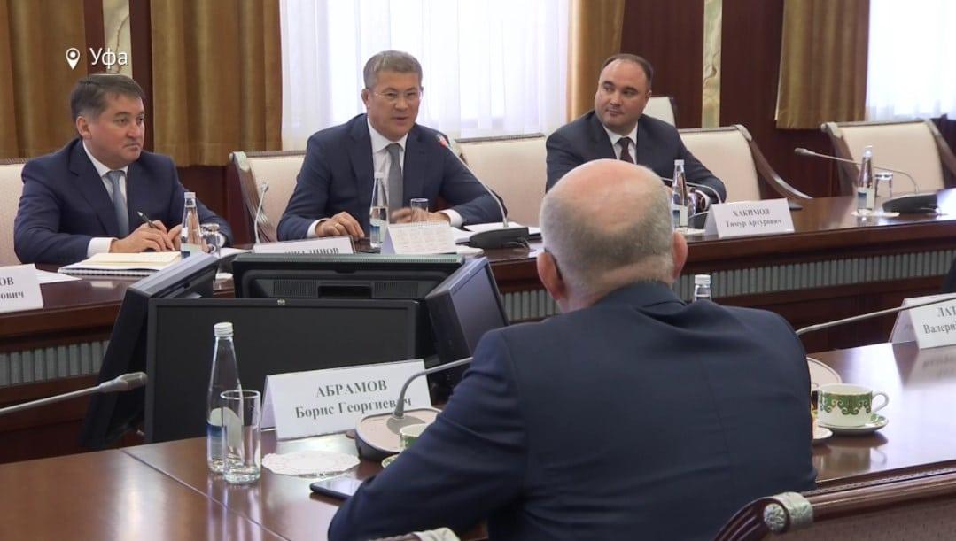 В Башкирию приедет бизнес-делегация из Великобритании