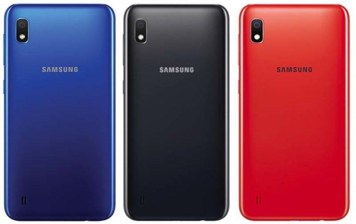 Технологии: Samsung_A10