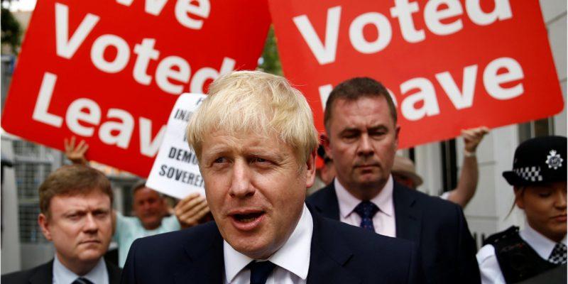 Общество: Борис Джонсон станет новым премьером Великобритании