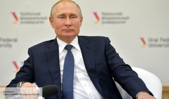Путин прокомментировал возможность переговоров с Украиной с участием США и Британии